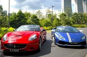 supercars in singapore