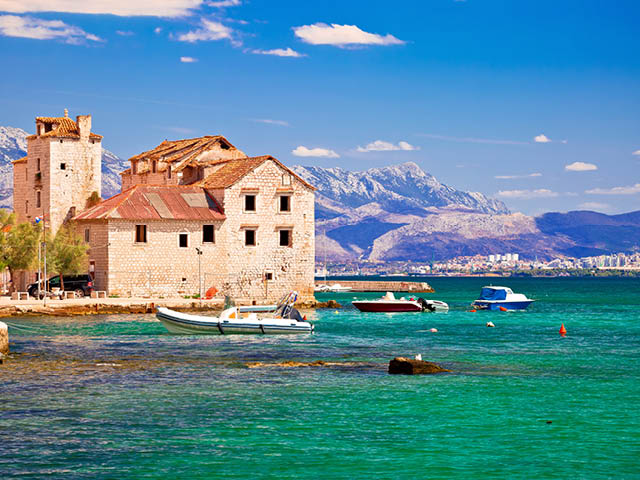 Kastela Croatia