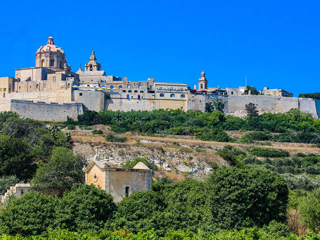 Mdina, Northern Region, Malta.