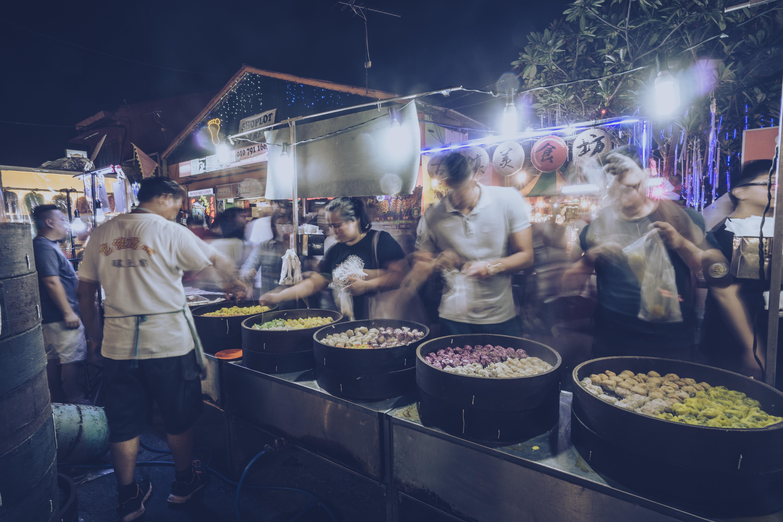 Malaysian Street Market