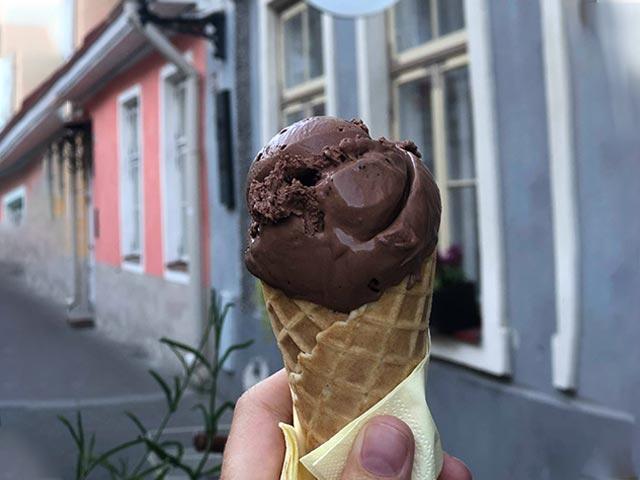 Ice Cream in Estonia