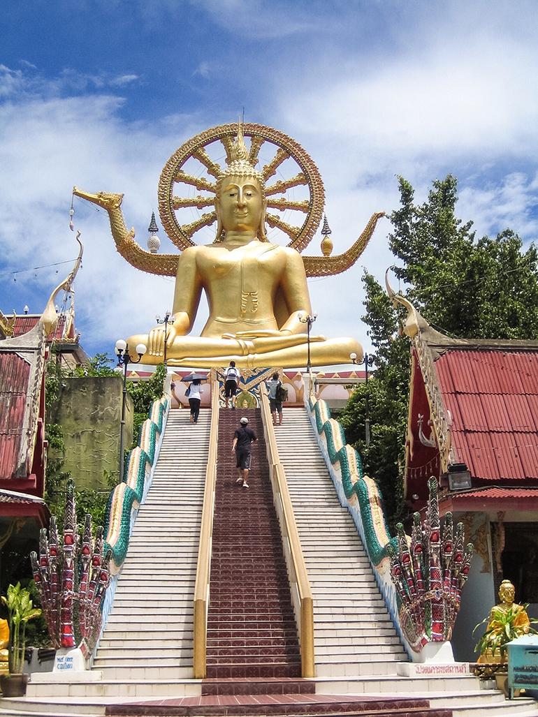 Big Buddha, Koh Samui