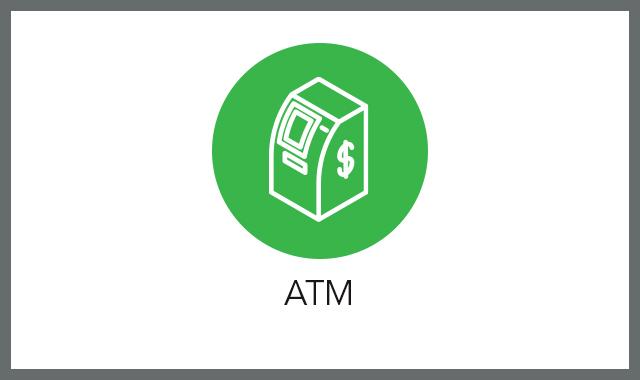 ATM FAQ tile
