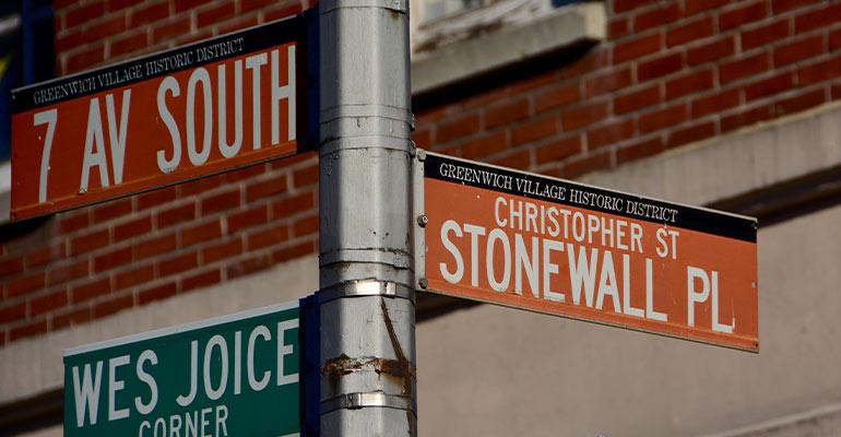 Stonewall st