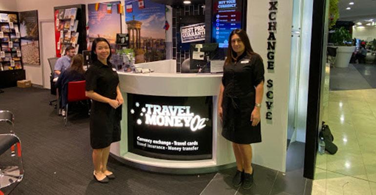 Travel money oz employees
