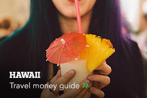 Girl having a fruit cocktail