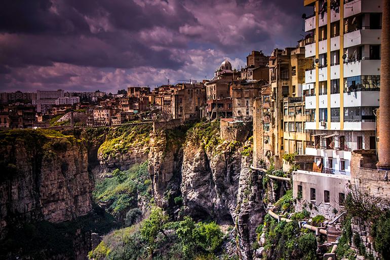 Algerian city