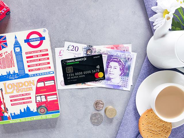 Aud To Gbp Exchange Rate British Pound Travel Money Oz