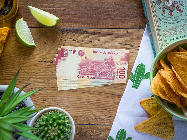 Mxn Exchange Rate Mexican Pesos