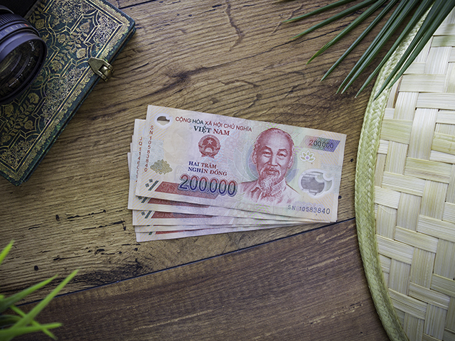 Vnd Exchange Rate Vietnamese Dong