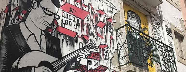 Portugal grafiiti