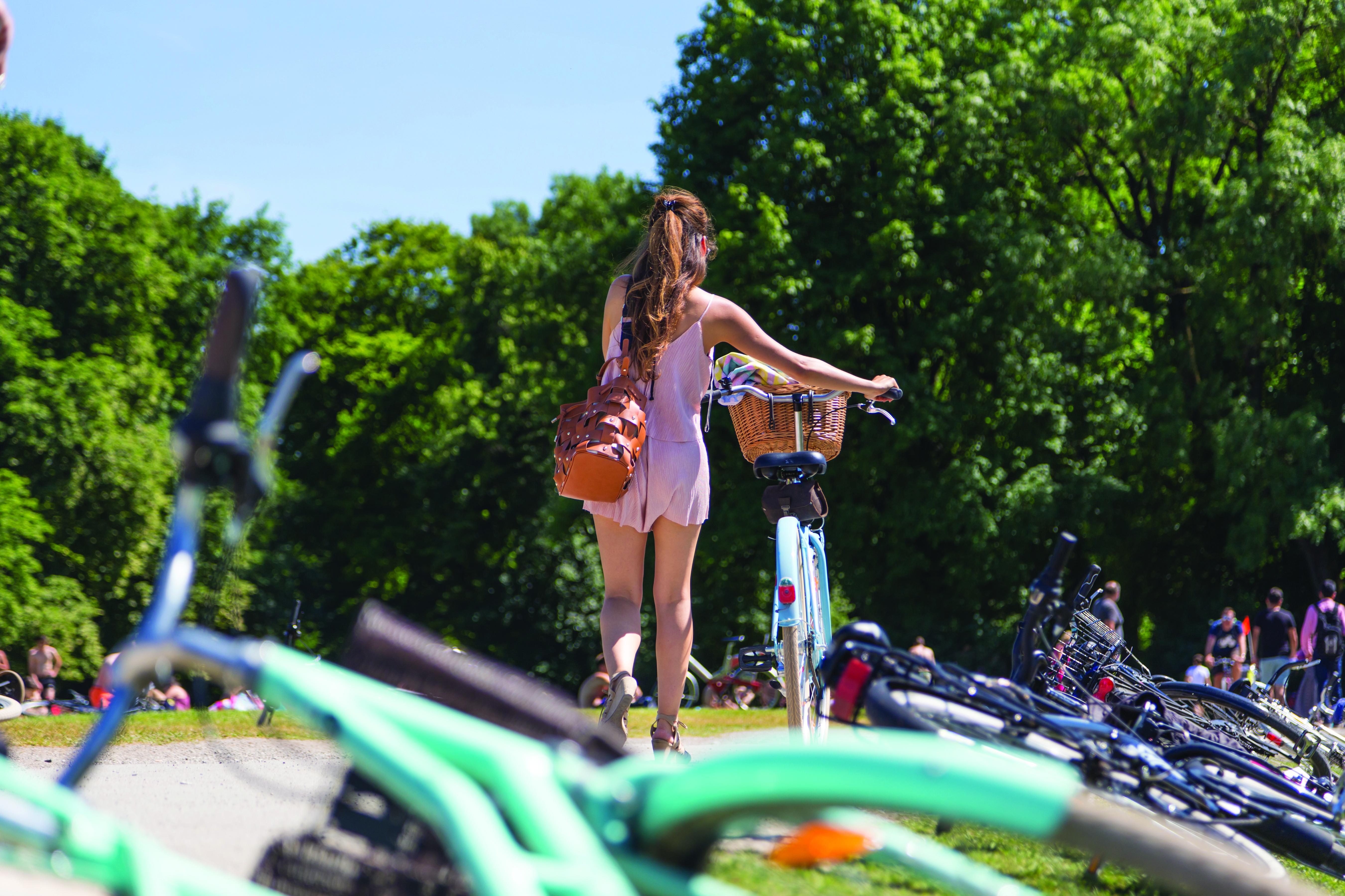 bike in germany