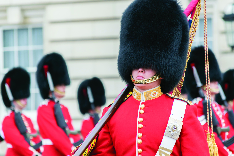 england guards