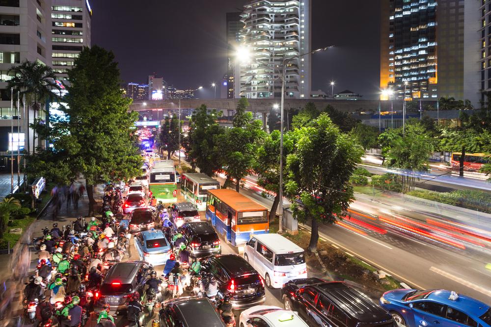 Indonesian traffic