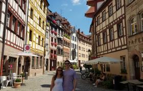 German streets