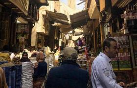 Egyptian markets