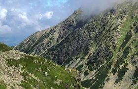 Polish tatra mountains