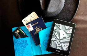 Currency Pass and passport