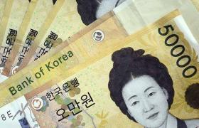 South Korean Won