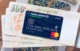 Singapore dollar and currency pass