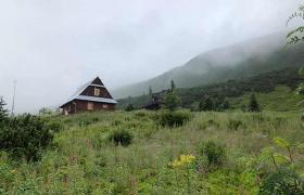Cottage in Tatra mountains