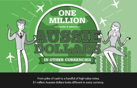 one million aussie dollars
