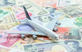 travel money concept