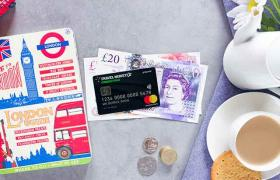 Great British pound and Currency Pass